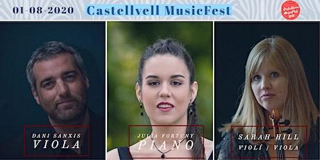 Castellvell MusicFest | CONCERT #1 entradas