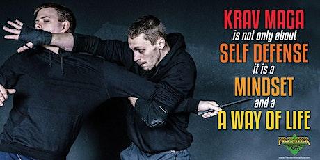 Teen & Adult Krav Maga Workshop tickets