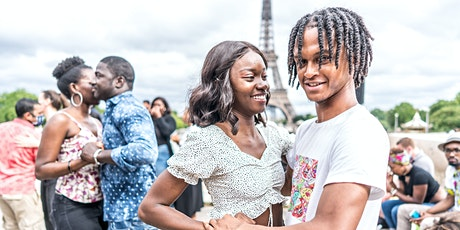 KIZOMBA PLEIN AIR TOUR EIFFEL billets