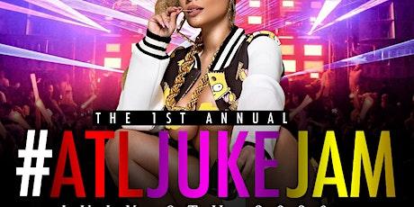1st Annual ATLJukeJam July 8th at Ibiza Lounge tickets