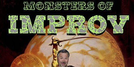 Donovan and Mark: Monsters of Improv tickets