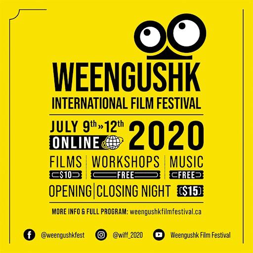 Weengushk International Film Festival logo