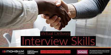 Interview Skills tickets