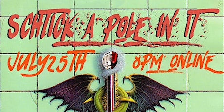 Schtick A Pole In It: Mötley Crüe Edition tickets