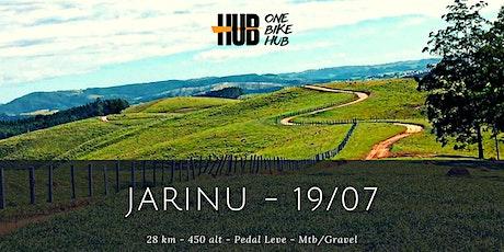 Jarinu - Pedal Leve ingressos