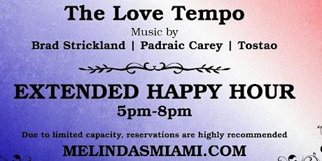 The Love Tempo tickets
