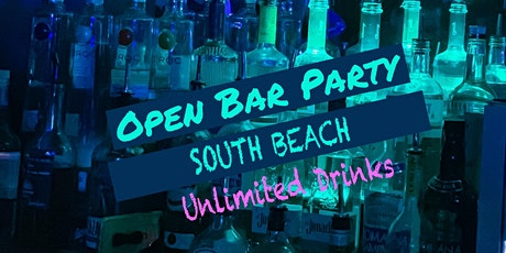 OPEN BAR PARTIES  in SOUTH BEACH, MIAMI BEACH tickets