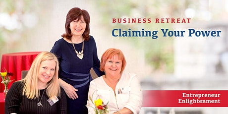 Business Retreat - Claiming Your Power