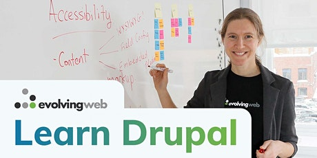 Drupal Web Accessibility tickets