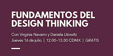 Fundamentos del Design Thinking entradas