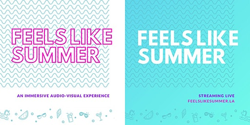 Feels Like Summer: An Immersive Audio-Visual Experience