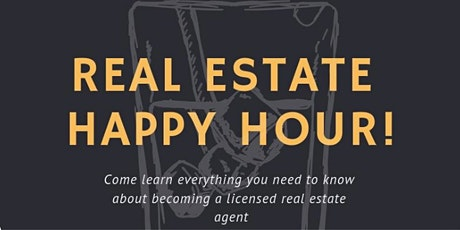 Real Estate Career Happy Hour via Zoom tickets