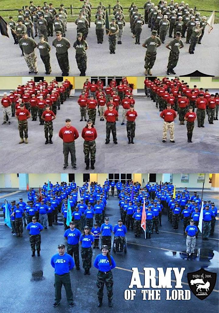 ARMY OF THE LORD COBAN GT 2021/A sus CUEVAS a establecer el Pacto del Señor image