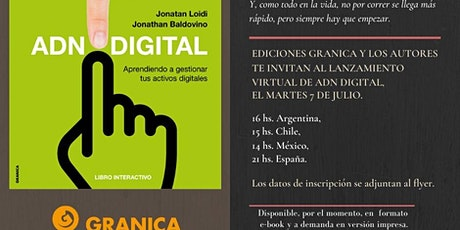J. Loidi y J. Baldovino - ADN Digital - Presentación tickets