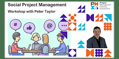 Social Project Management Workshop tickets