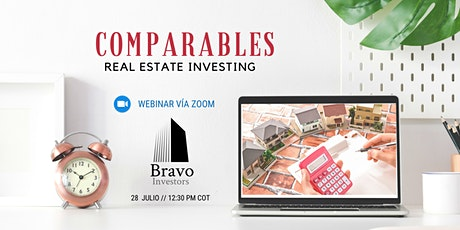 Comparables - Real Estate Investing boletos