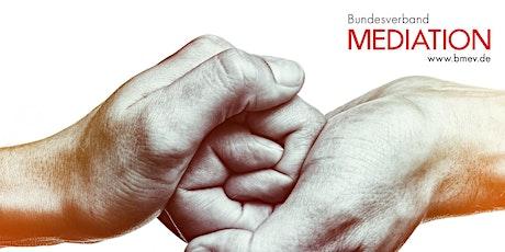 Mit Live Online Mediation Konflikte zeitgemäß und effizient lösen Tickets