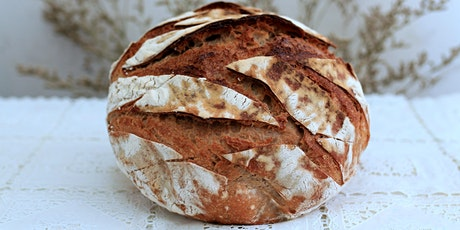 Sourdough bread - troubleshooting & tutorial with Anna's Kitchen (online) tickets