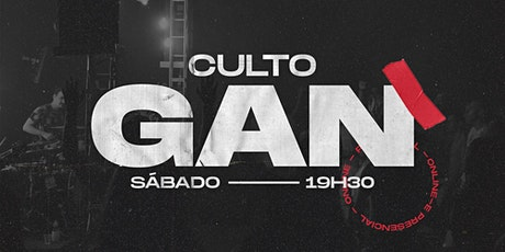 CULTO GAN tickets