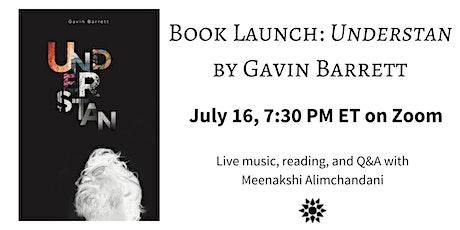 Book Launch: Understan by Gavin Barrett tickets