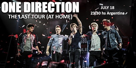 One Direction: the last tour (at home) Tickets