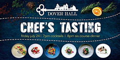 Chef's Tasting Pop Up Dinner tickets