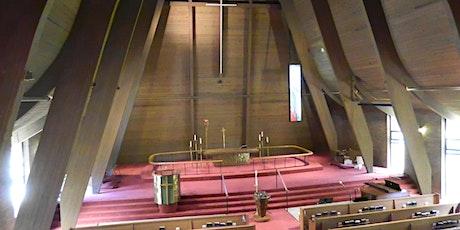 Sunday Worship in the Calvary Sanctuary tickets