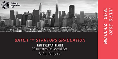 "Bulgaria Innovation Hub | Batch ""1"" Startups 
