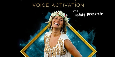 Voice Activation // Free Online Workshop tickets