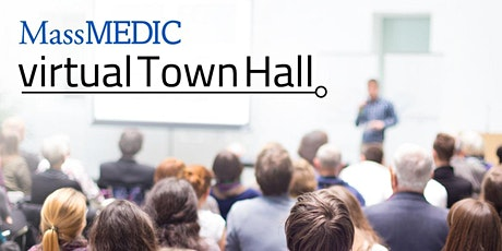 MassMEDIC  Virtual Town Hall - The Future of Single Use Devices tickets