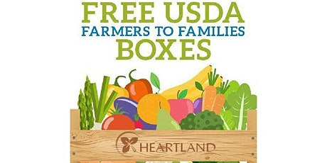 Heartland Care & Share - Free Food for Families Event (July 17) tickets