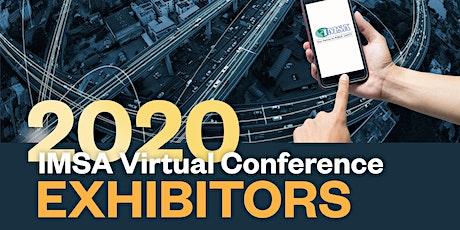 Exhibitors - 2020 IMSA Virtual Conference tickets