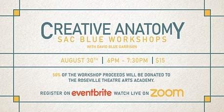 Creative Anatomy Workshop tickets