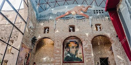 BARCELONA Salvador Dalí Museum – Virtual Stroll tickets