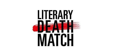 Online: Literary Death Match tickets