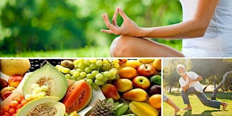 Yoga & Nutrition : NOURRIR SON CORPS, SON ÂME ET SON ESPRIT billets