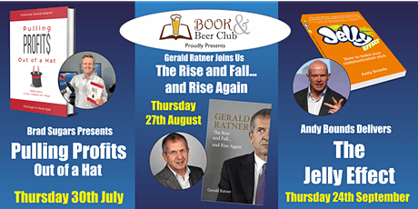 Book and BEER Club tickets