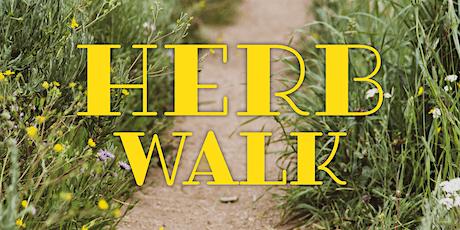 Herb Walk tickets