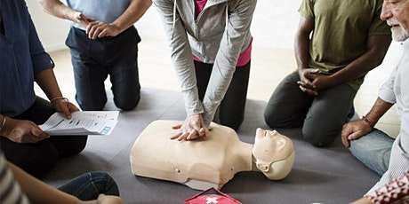 Level 3 First Aid at Work Virtual Training Course tickets