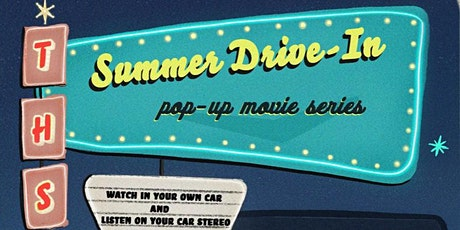 THS Thespian Society Summer Drive-In Movie Series: Grease tickets