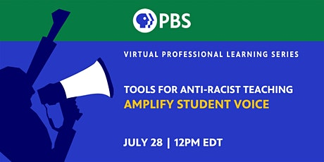 Tools for Anti-Racist Teaching: Amplify Student Voice tickets