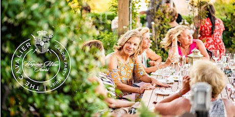 Virginia Wine Tours Garden Party at The Historic Cavalier Hotel tickets