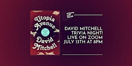 At Home with Literati: David Mitchell Trivia Night! tickets