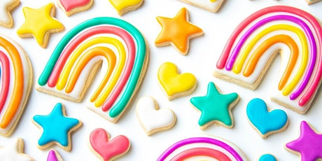 Sugar and Sand Sugar Cookie Decorating Class by SugarCookieClasses! tickets