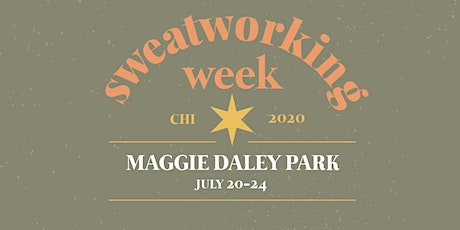 #SweatworkingWeek: Yoga, Run, and Dance It Out tickets