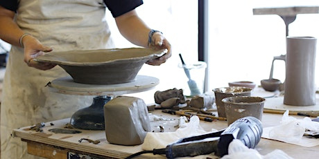 Ceramics Workshop - Intermediate Handbuilding (Sat & Sun, 8th- 9th May 21) tickets