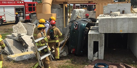 Structural Collapse Rescue Technician Level - FFO0222 tickets