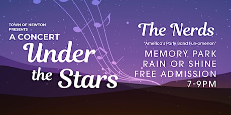 Concerts Under the Stars: The Nerds tickets