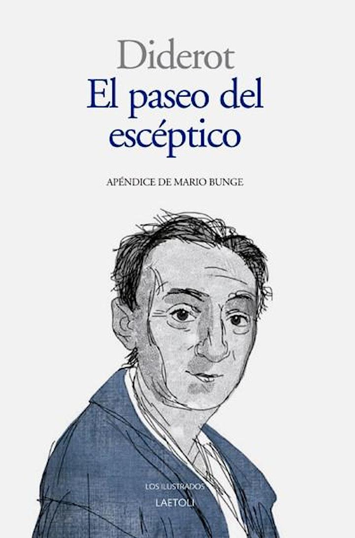 Imagen de CATA DE FILOSOFÍA. El paseo de un escéptico. Diderot