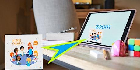 如何为幼儿园设置免费的Zoom Online课程 tickets